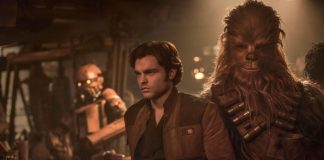 Solo: A Star Wars Story classifica star wars film