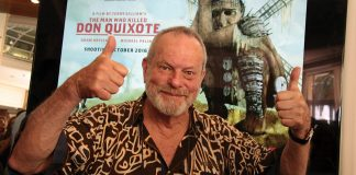 Terry Gilliam sarà a Cannes