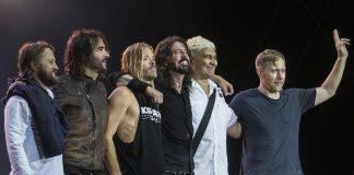 Concerto dei Foo Fighters