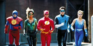 I peggiori film di supereroi della vecchia generazione