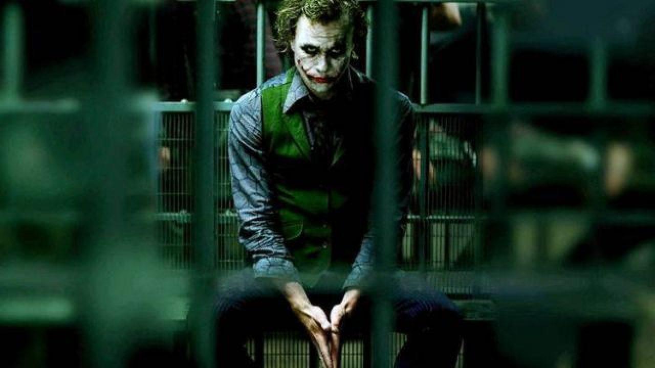 Heath Ledger icone per sempre requiem Sara Masvar  il cavaliere oscuro nolan joker