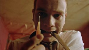 Curiosità dal set di Trainspotting su Ewan McGregor