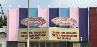 Il New Beverly Cinema