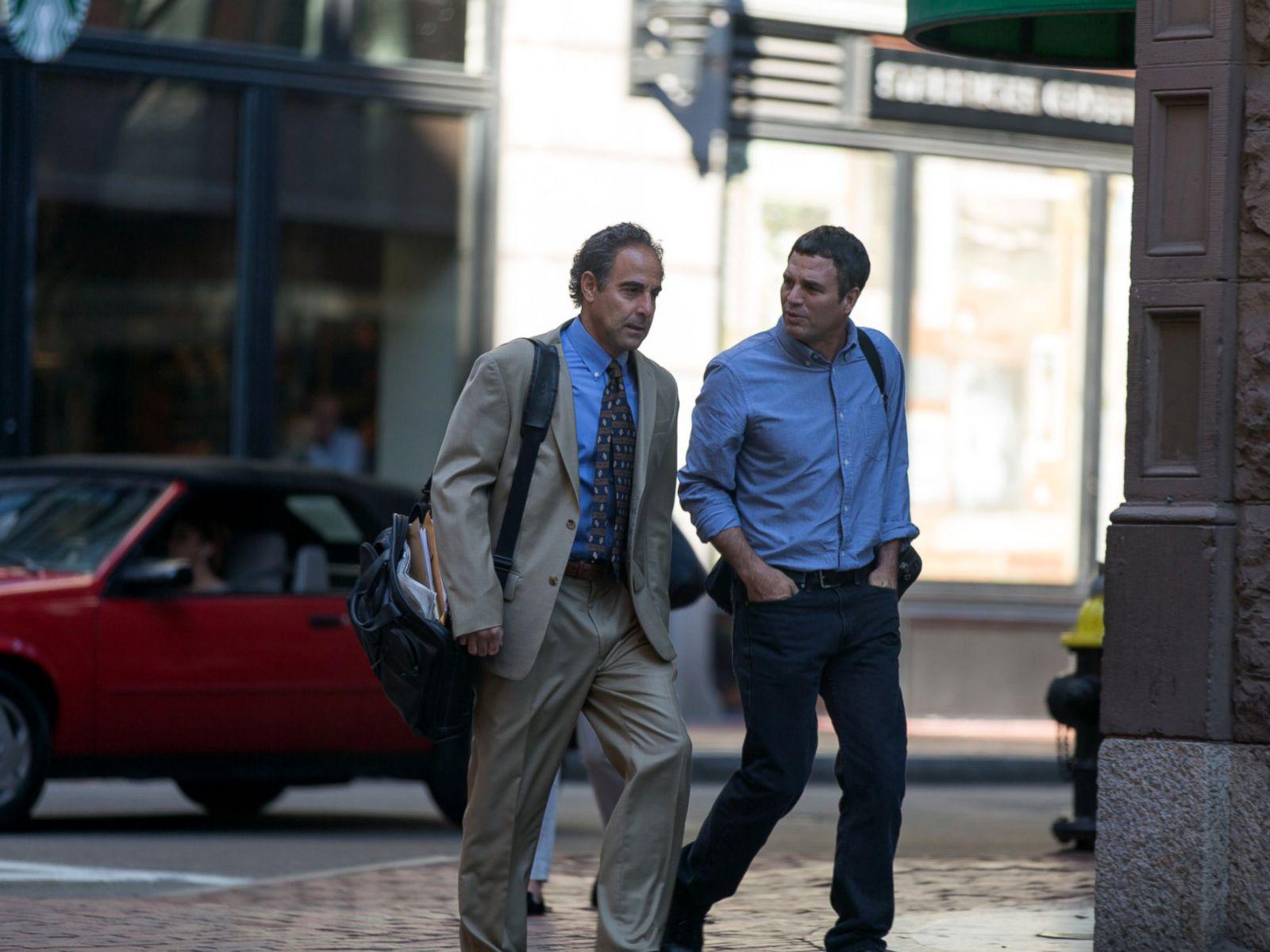 Mike Rezendes e Mitch Garabedian