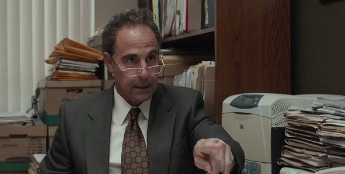 Mitch Garabedian, legale delle vittime nel caso Spotlight