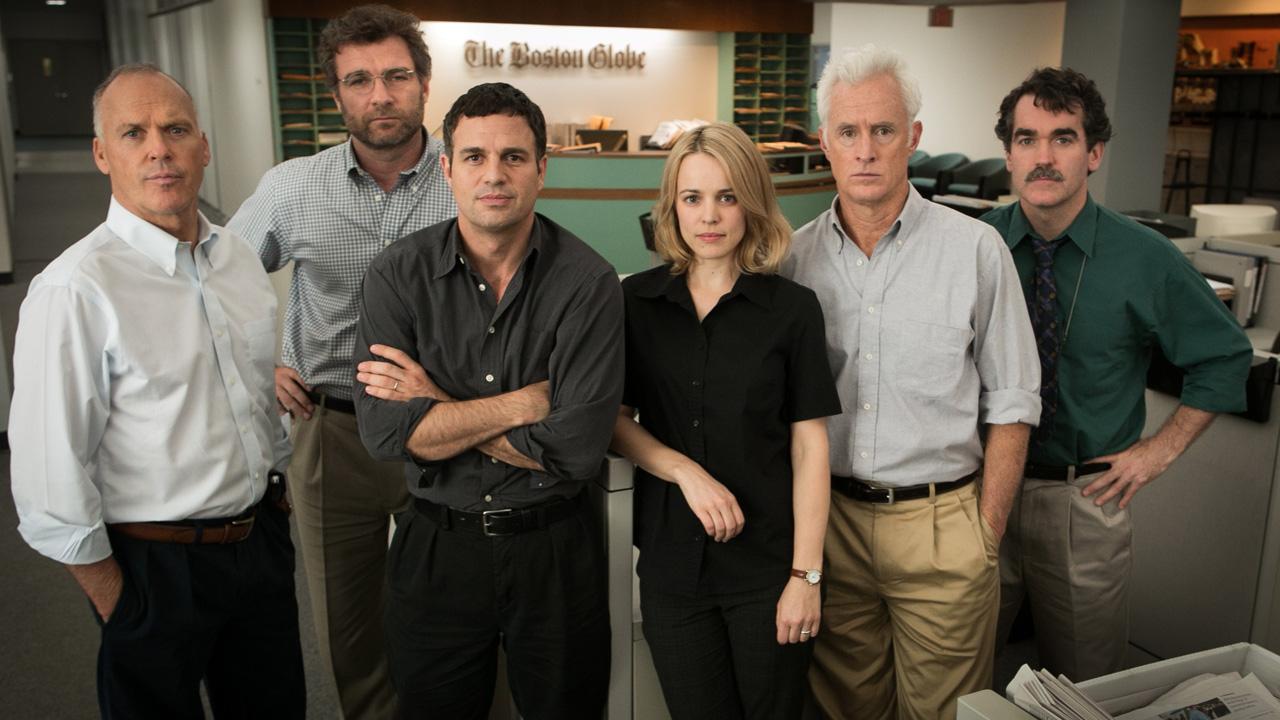 La squadra di Spotlight