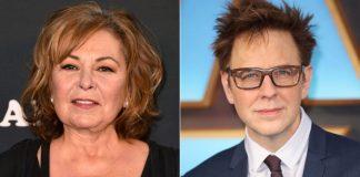 Roseanne Barr, disgustata dal supporto mostrato nei confronti di James Gunn