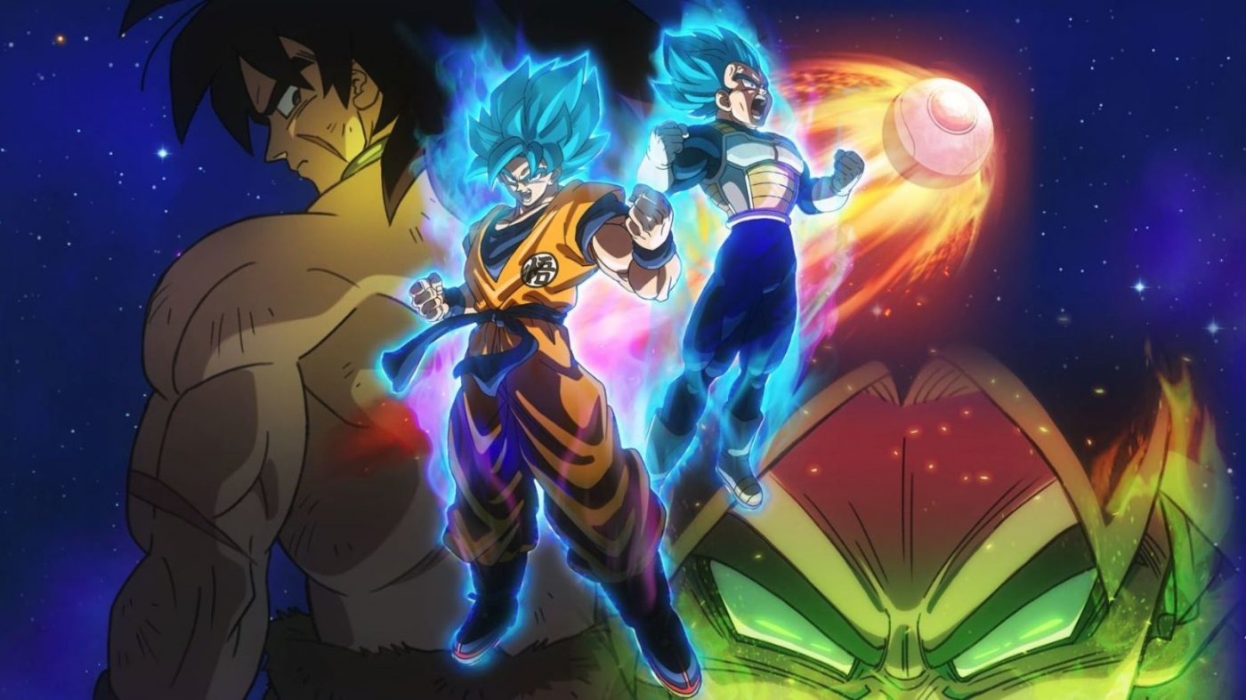 SDCC 2018: il primo spettacolare trailer di Dragon Ball Super: Broly