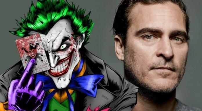 UFFICIALE, Joaquine Phoenix è il nuovo Joker.