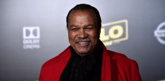 Billy Dee Williams è pronto a tornare sul set di Star Wars.