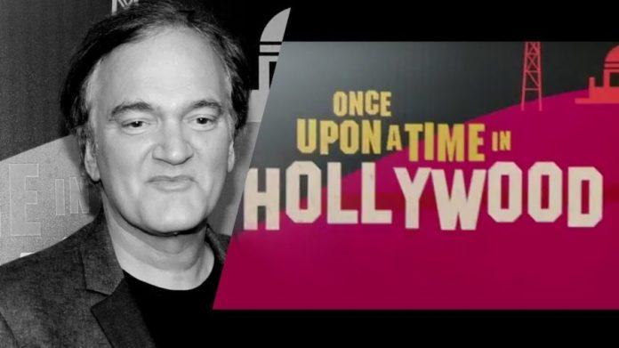 Quentin Tarantino ha incontrato la sorella di Sharon Tate per tranquillizzarla in merito al suo nuovo film