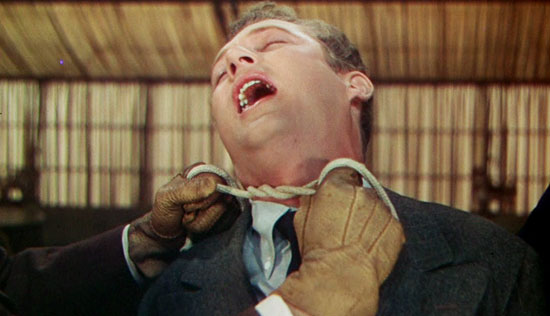 Recensione di Nodo alla gola