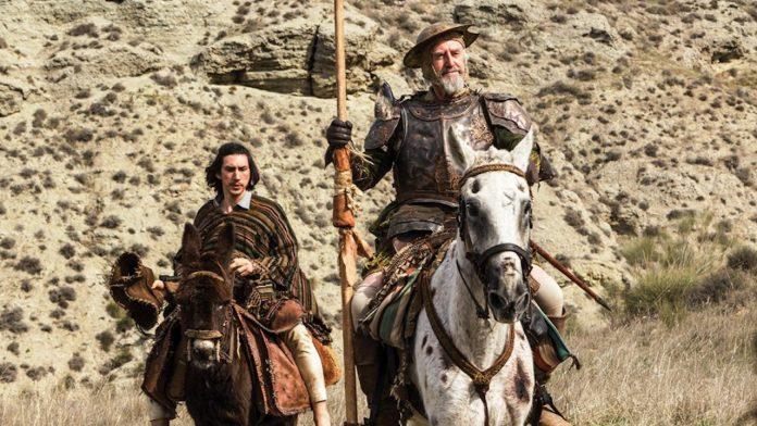 The Man who Killed Don Quixote di Terry Gilliam ha una data d'uscita
