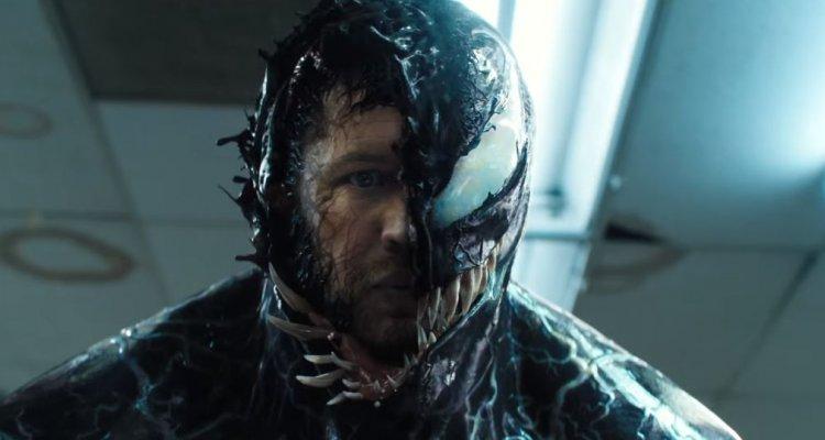 Venom - Nuovo poster e trailer internazionale per il film con Tom Hardy