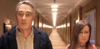 I'm thinking of ending things, anomalisa, Charlie Kaufman