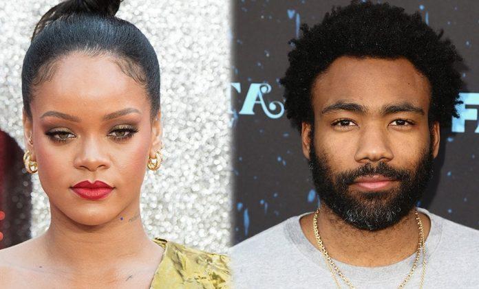 Rihanna e Donald Glover