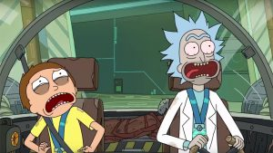 Rick and Morty home video