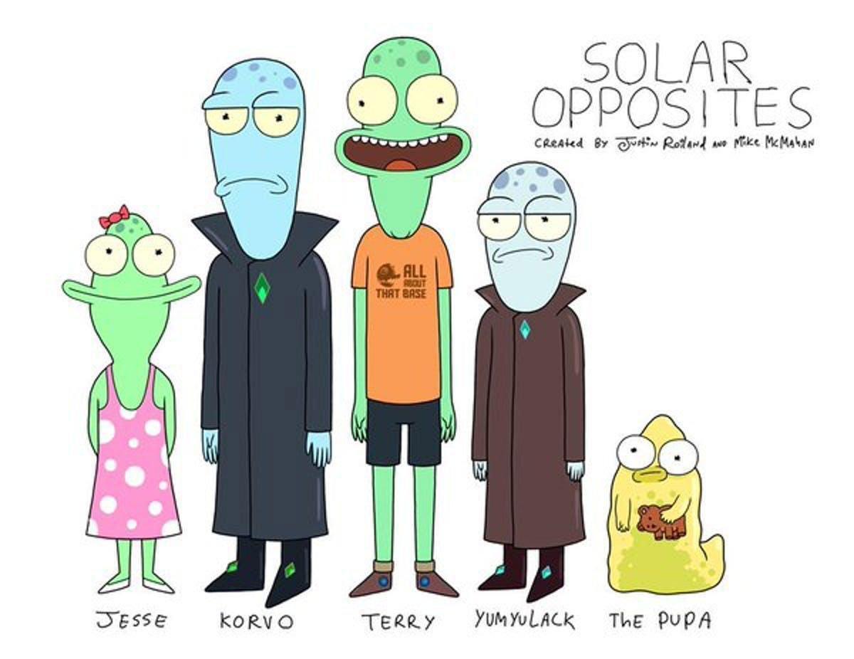 Solar Opposities