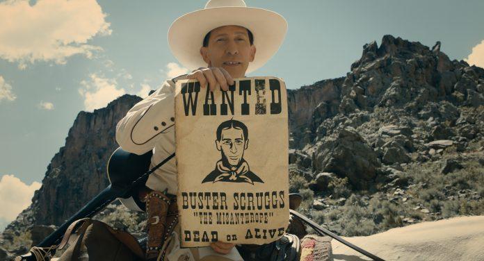 Il ritorno dei Coen nel trailer di The Ballad of Buster Scruggs