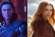 Loki e Scarlet Witch: in arrivo le serie tv con gli attori dell'universo Marvel