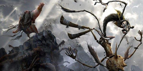 Netflix annuncia il Pinocchio dark di Guillermo Del Toro: ecco i dettagli