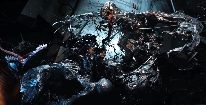 Venom: il regista ammette di aver fatto un grosso errore -  LaScimmiaPensa.com