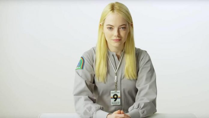 Maniac: Emma Stone ci accompagna dietro le quinte [VIDEO]