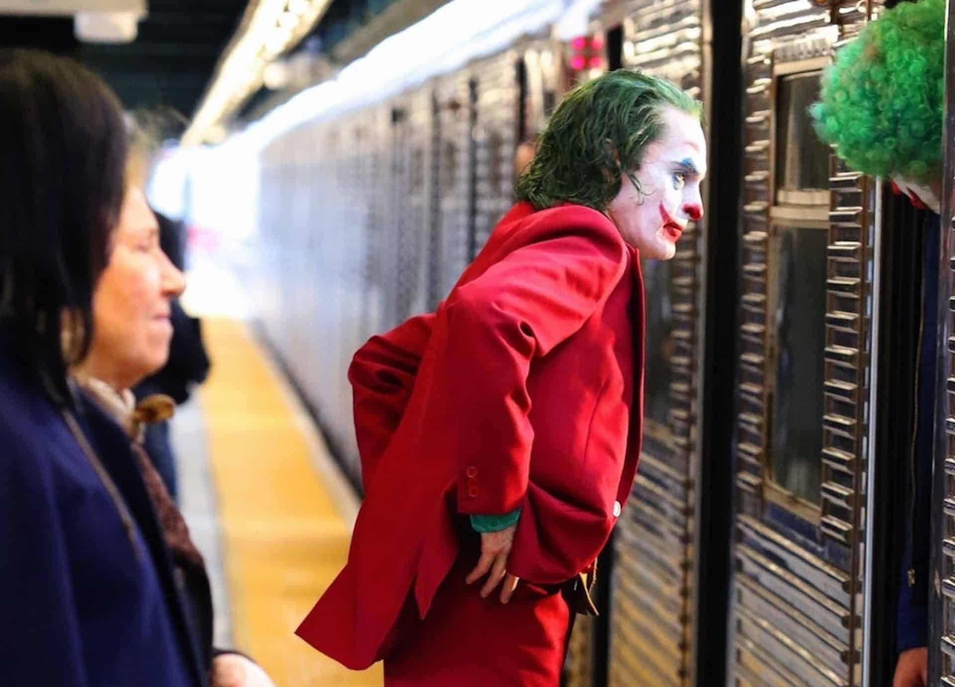 Joker: avviata un'indagine sulla produzione del film, ecco il motivo