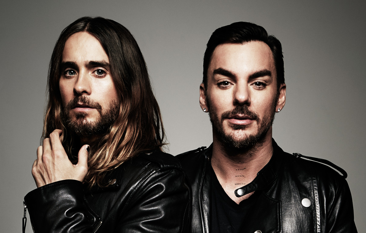 Thirty Seconds To Mars: il 3 luglio al Rock in Roma 2019