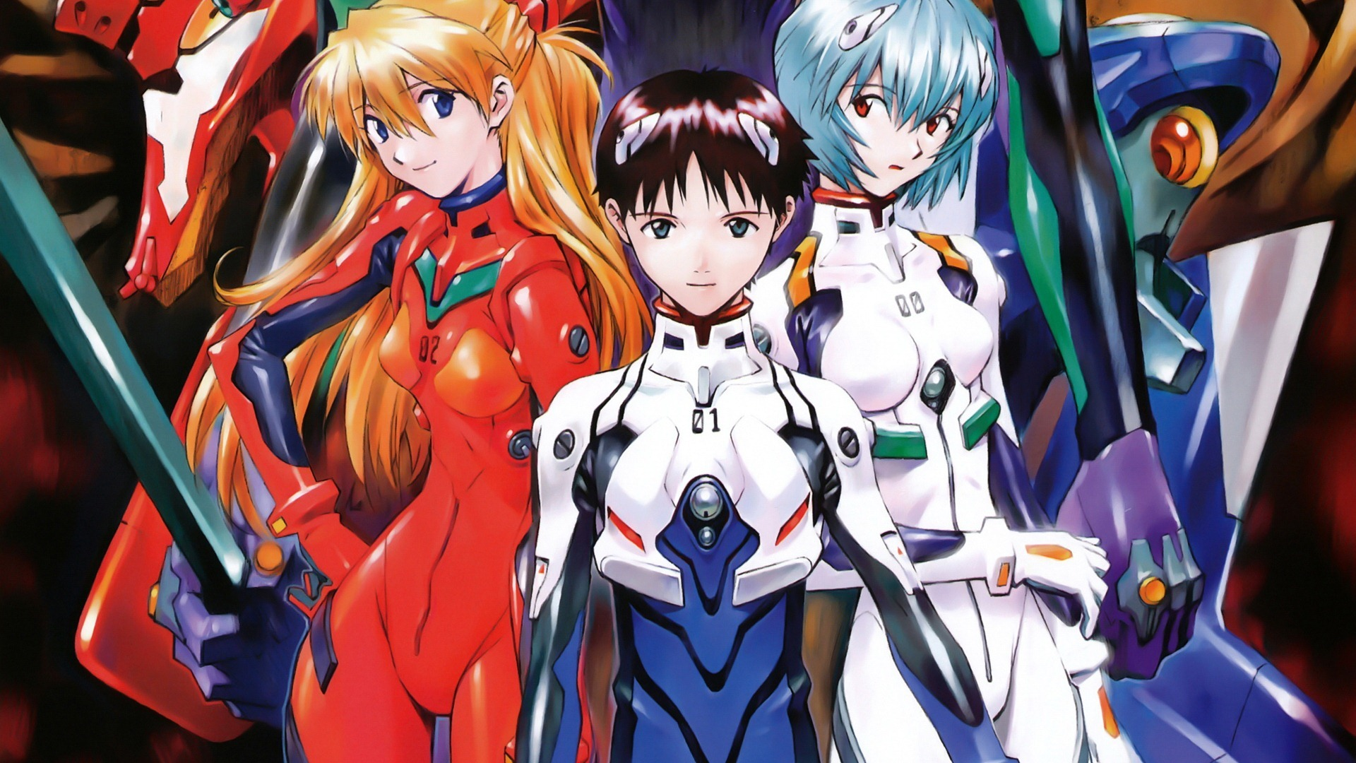 Neon Genesis Evangelion Filme Stream