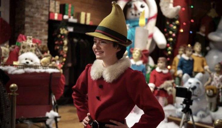 Ci sarà uno special natalizio di Sabrina!
