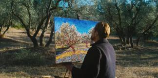 Van Gogh: Sulla soglia dell'eternità