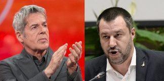 Claudio Baglioni esprime dubbi sulla politica del governo e Salvini risponde con tweet e bacioni