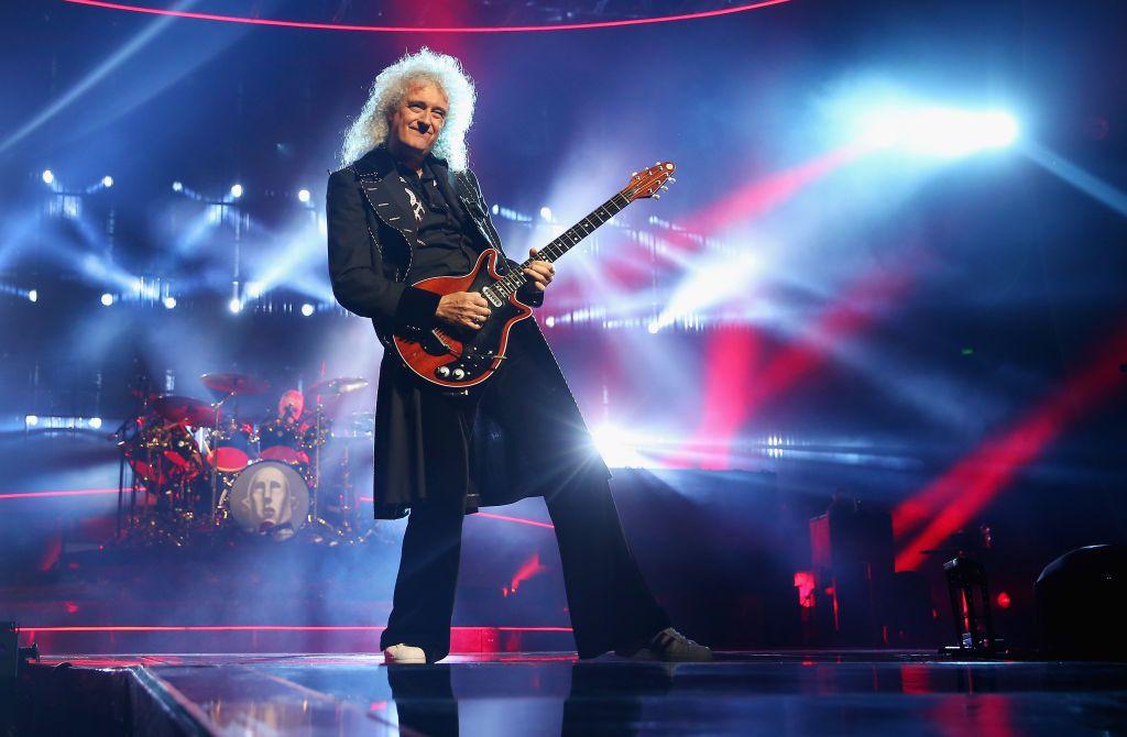 Il nuovo Brian May è proprio come te lo aspetti