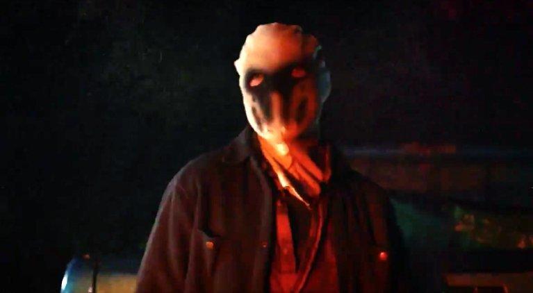 Rorschach nella serie TV Watchmen