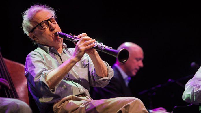 woody allen jazz