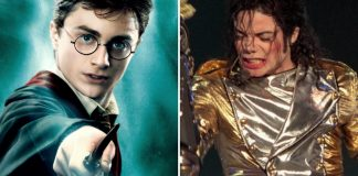 Harry Potter musical Michael Jackson