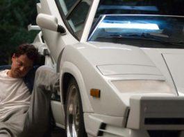 Leonardo DiCaprio drogato in The Wolf of Wall Street