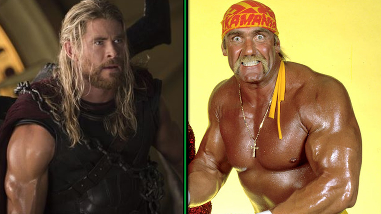 Chris Hemsworth sarà Hulk Hogan: