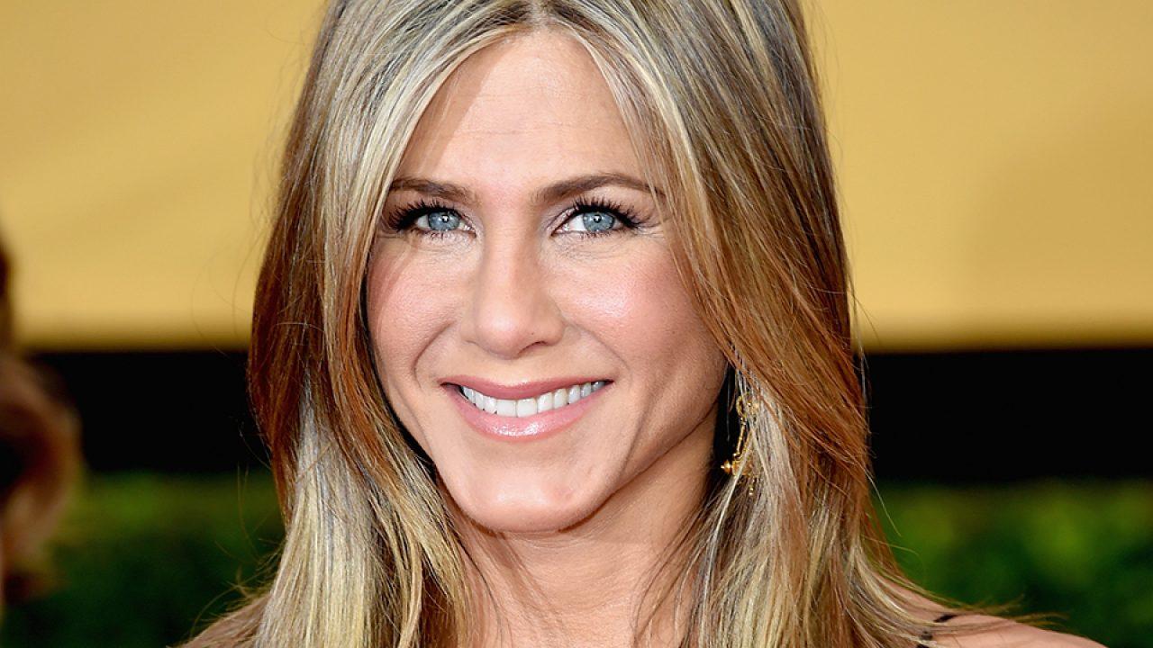Jennifer Aniston: l'unica attrice che migliora col passare degli anni