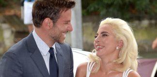 Lady Gaga e Bradley Cooper a Venezia