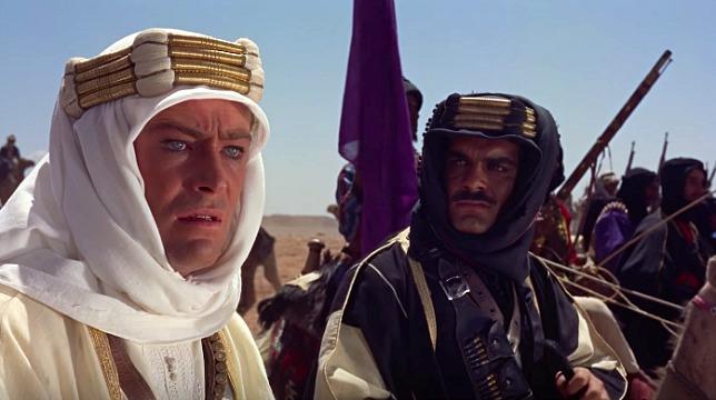 Oscar miglior film:Lawrence d'Arabia