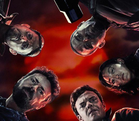 The Boys: il violentissimo trailer senza censure dei supereroi Amazon