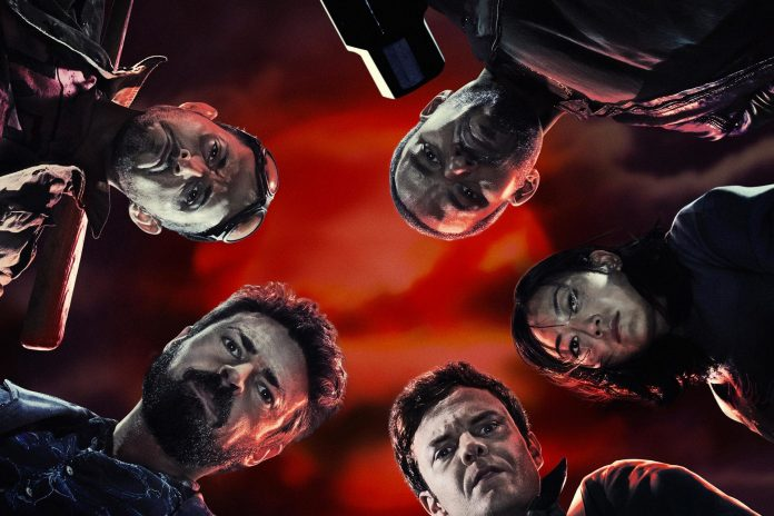 The Boys: il violentissimo trailer senza censure dei supereroi Amazon
