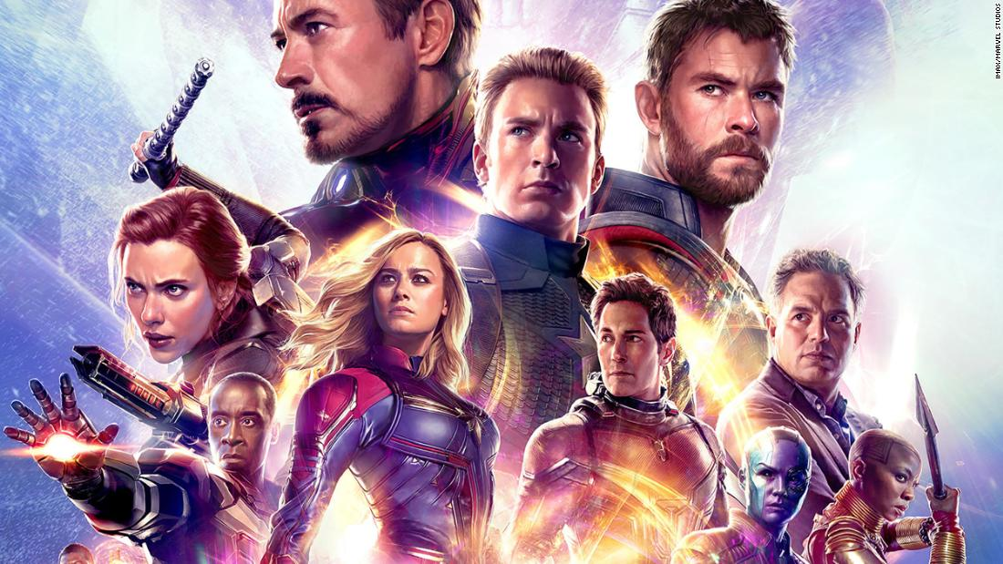 Avengers: Endgame, incassi da capogiro per il cinecomic Marvel