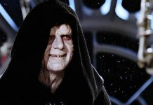 Palpatine in Star Wars