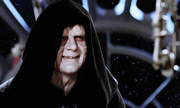 Palpatine in Star Wars