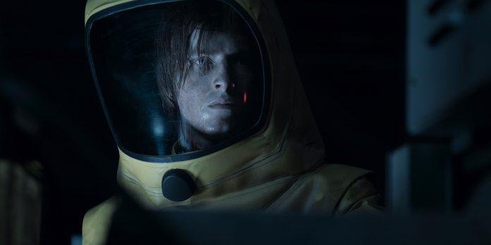 Una scena dalla serie TV Dark