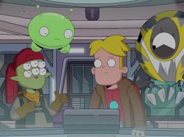 i protagonisti animati di Final Space 2