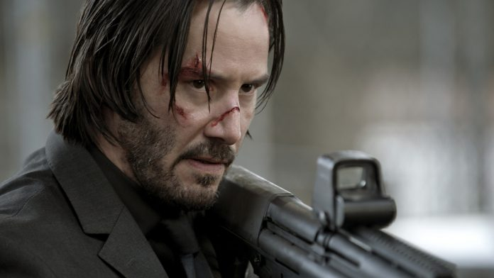Keanu Reeves: l'increibile addestramento tattico per John Wick 3